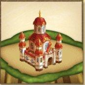 戴冠の聖堂アイコン