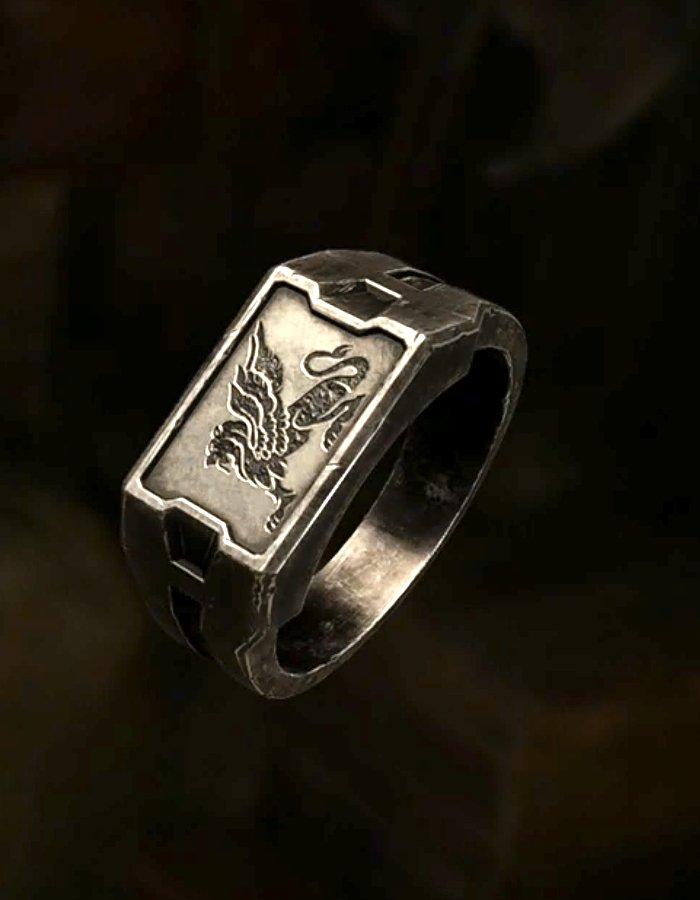 大力の指輪