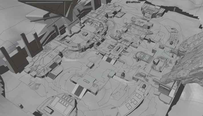 新アリーナマップ①の全体図