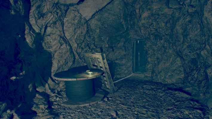再び廃鉱への画像