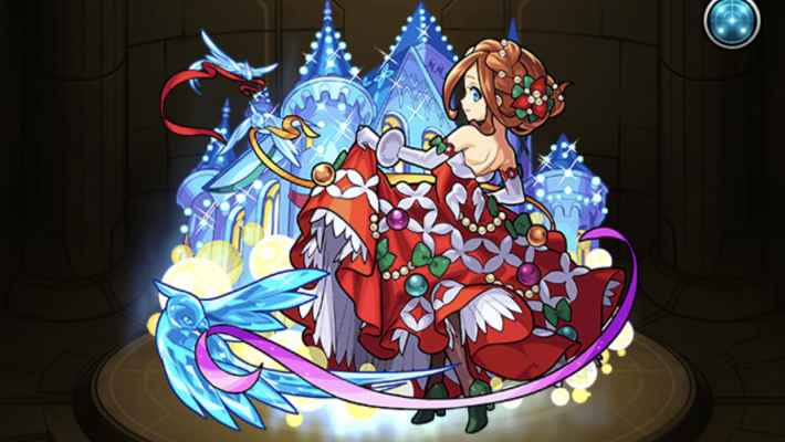 クリスマスグィネヴィア(進化)