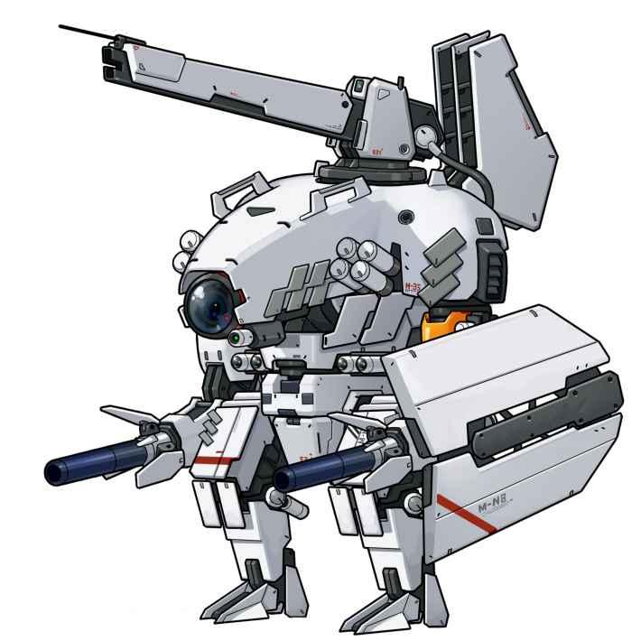 ホワイトナイト(重装甲)