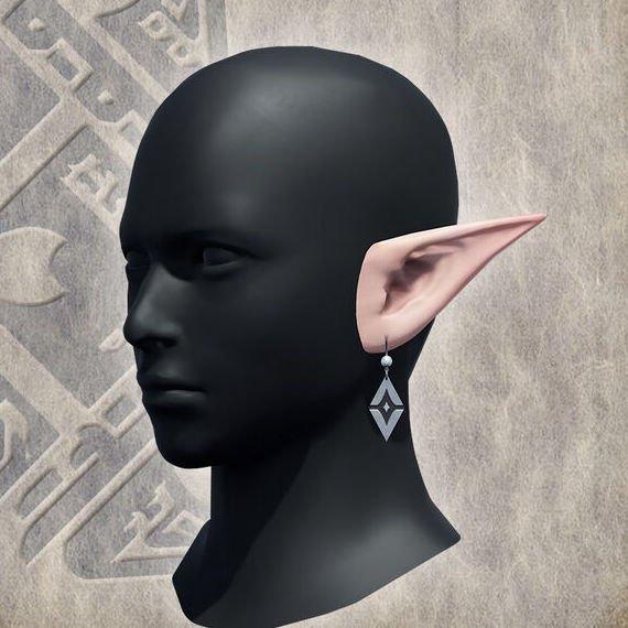 竜人の耳飾り