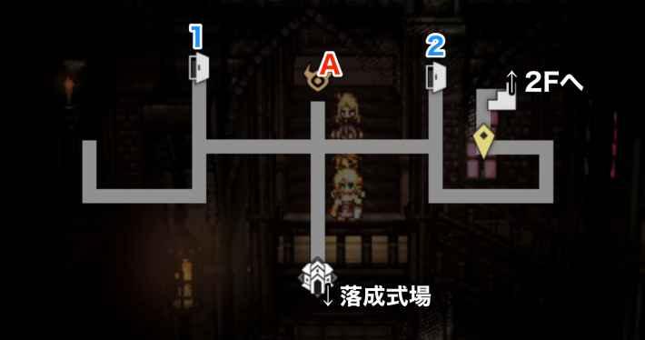 大聖堂1F