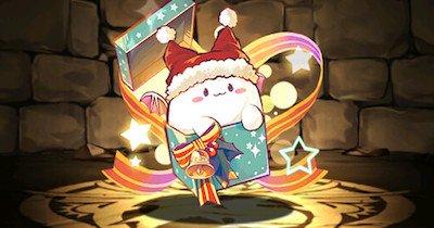 クリスマスたまドラ装備