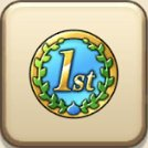 1周年記念メダルⅠ