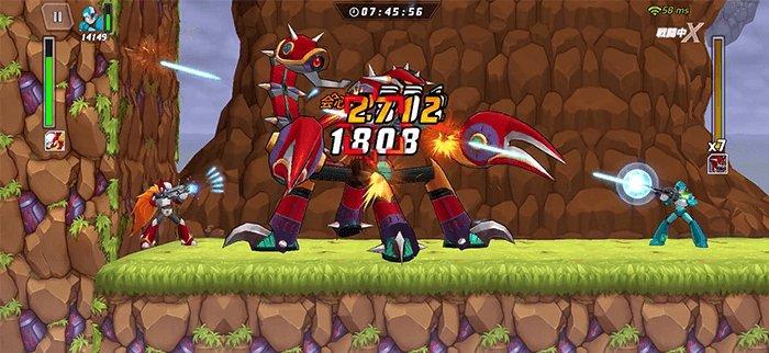 ロックマンX DiVEの画像