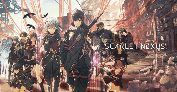 SCARLET NEXUS(スカーレットネクサス)の画像