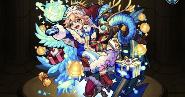 クリスマスラミエル獣神化
