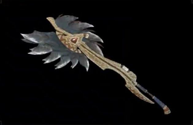 闇夜剣斧【弦月】