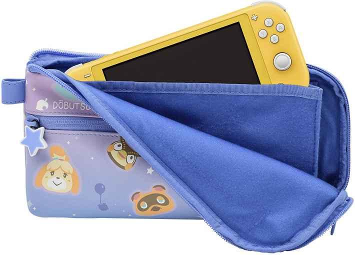 どうぶつの森 ハンドポーチ for Nintendo Switchのデザイン