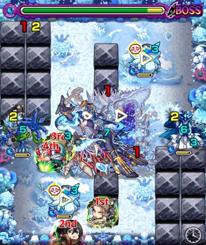 カイリ【爆絶】のボス2