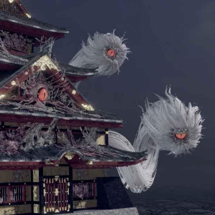 長壁姫のアイコン