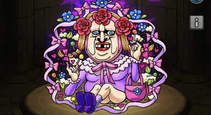 【★6】愚少女クキータ