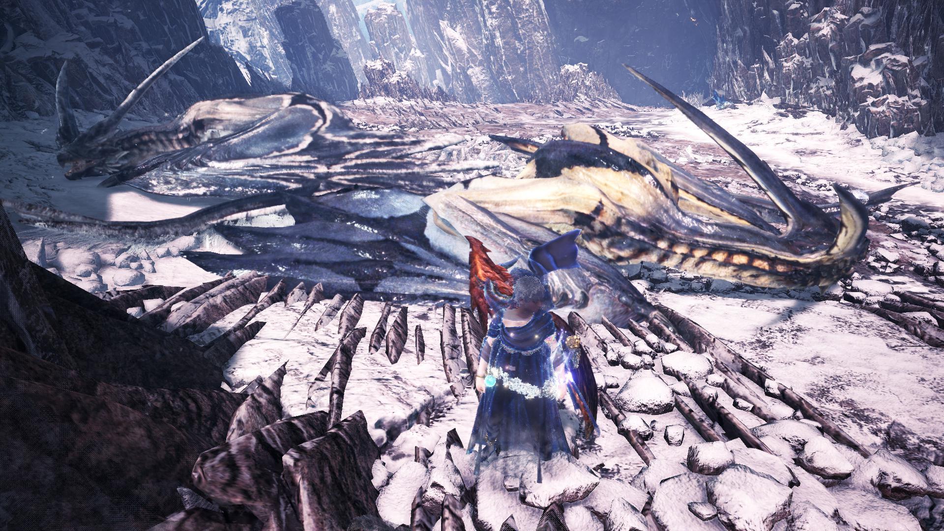 Mhwアイスボーン 凍て刺すレイギエナの攻略と弱点 毒か火で戦おう モンハンワールド ゲームウィズ Gamewith