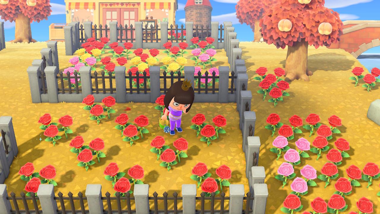 植え どう 森 花 方 交配