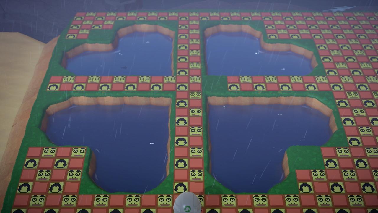確率 の 池 ハート あつ 森