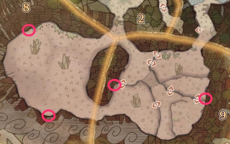 龍脈 の 古龍 骨