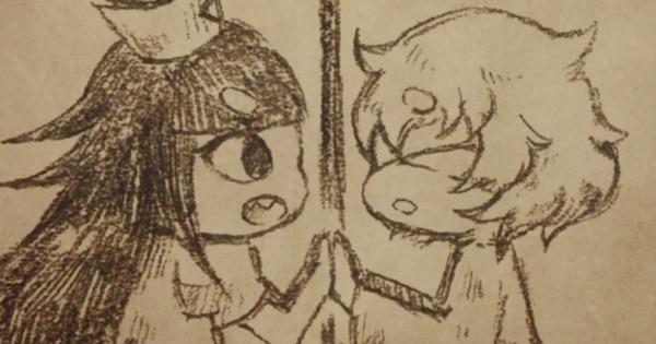 嘘つき姫と盲目王子の画像