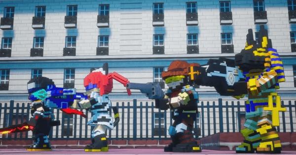 『デジボク地球防衛軍』実機プレイが初公開!