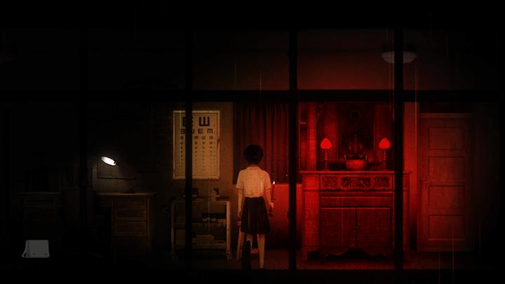 返校Detentionのゲーム画面
