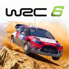 WRC6 FIA ワールドラリーチャンピオンシップ