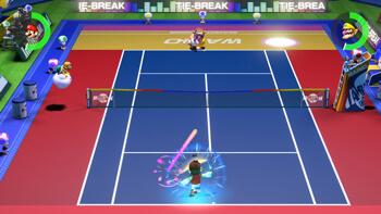 マリオテニス エースの画像