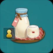 牛乳アイコン