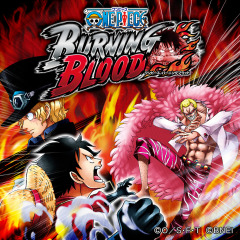 ONE PIECE BURNING BLOOD Welcome Price!!
