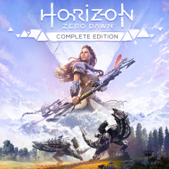 Horizon Zero Dawn Complete Edition(ホライゾンゼロドーン)