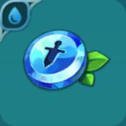 下級武器強化石(水属性)アイコン