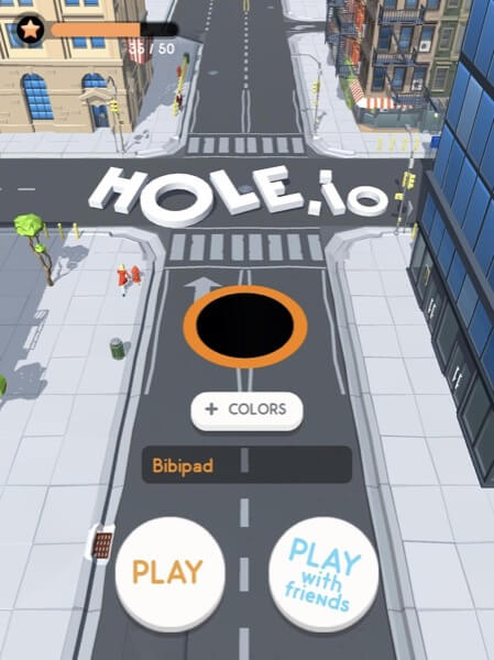 Hole.ioの画像