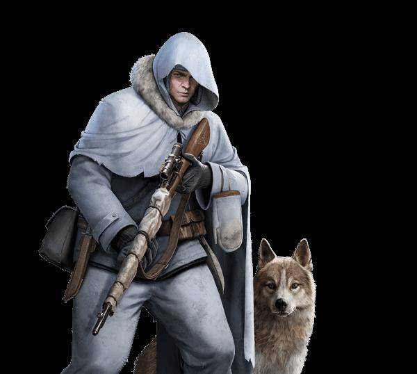 WARPATH-武装都市- キャラクター