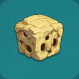 チーズ岩の欠片アイコン